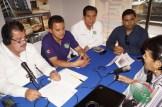 CONAPE fomenta la unión del gremio periodístico en Tabasco (24)