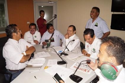 CONAPE fomenta la unión del gremio periodístico en Tabasco (56)