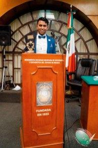 Mtro. Christian González es reconocido con el Galardon Internacional de AECHAC