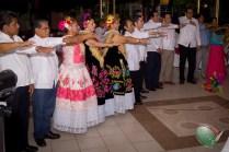 """CONAPE se """"des-vela"""" en la Toma de Protesta de la Vicepresidencia en Oaxaca – Zona Istmo (25)"""