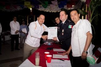 """CONAPE se """"des-vela"""" en la Toma de Protesta de la Vicepresidencia en Oaxaca – Zona Istmo (34)"""