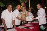 """CONAPE se """"des-vela"""" en la Toma de Protesta de la Vicepresidencia en Oaxaca – Zona Istmo (53)"""