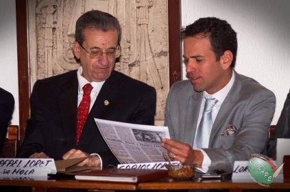 Rafael Loret de Mola celebra 50 años en el ejercicio periodístico (12)