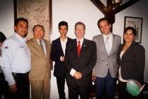 Rafael Loret de Mola celebra 50 años en el ejercicio periodístico (16)
