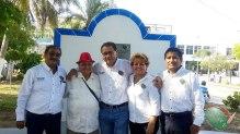 CONAPE-Oaxaca-devela-placa-para-conmemorar-el-Día-de-la-Libertad-de-Expresión-4