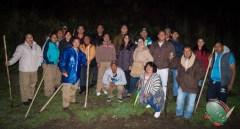 CONAPE visitó la Ruta de las Luciernagas en Santa Rita Tlahuapan, Puebla.