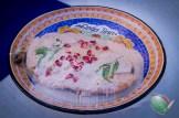 Chile en Nogada de Calpan, Platillo típico de Puebla.