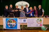 CONAPE presente en la cumbre mundial Las tres dimensiones de la paz 14