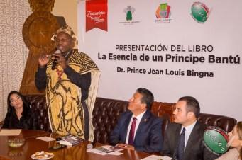 Visita del Principe de Camerún-13