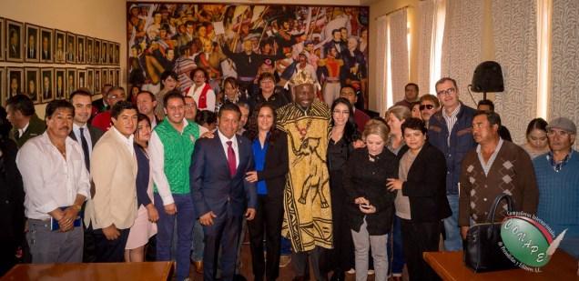 Visita del Principe de Camerún-21