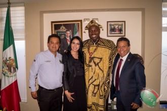 Visita del Principe de Camerún-24