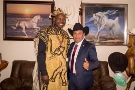 Visita del Principe de Camerún-31