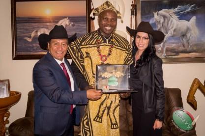 Visita del Principe de Camerún-32
