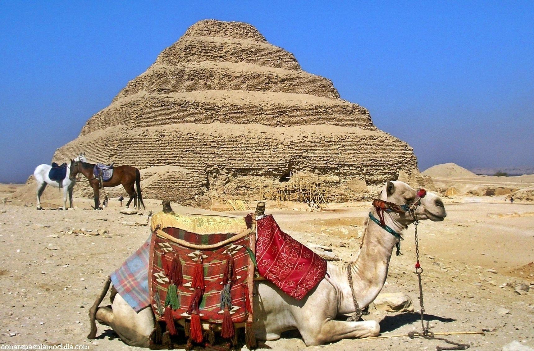 10 lugares imprescindibles en una visita a Egipto