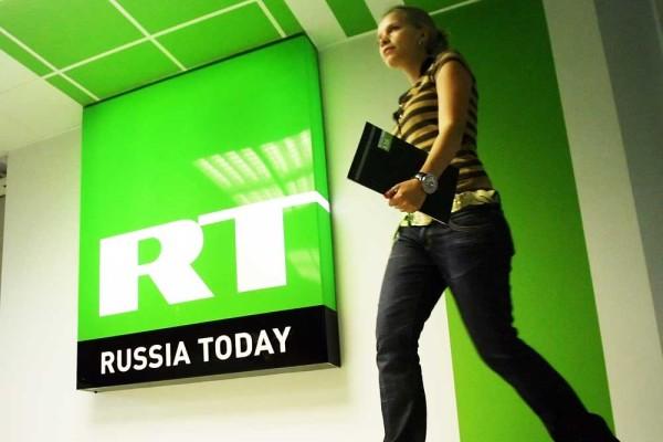 RUSSIA TODAY GRANDE