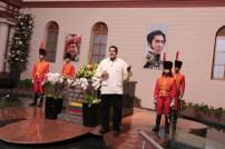 Desde el Cuartel de la Montaña, Maduro explicó que esta radio contribuirá a la construcción de un nuevo modelo comunicacional