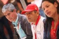 Trabajadores de CONATEL asistieron al foro La Reforma Pirata de la LOTEL, organizado para discutir lo que está detrás del cambio impuesto por la oposición.