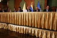 Se acordó instar a los poderes públicos competentes a actuar en la resolución de la situación en el caso de los diputados del estado Amazonas.