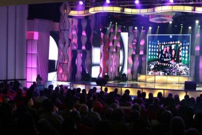 La Gala Audiovisual presentó 17 piezas seleccionadas de las 599 que financió el Fondo de Responsabilidad Social de CONATEL desde su fundación en 2006. (Foto: Jesús Fernández)