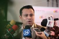 Director Geeneral de CONATEL, Andrés Eloy Méndez, ofreció declaraciones a la prensa a su llegada a la Gala Audiovisual de CONATEL 2016. (Foto: Jesús Fernández)