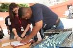 CONATEL otorgó en calidad de comodato transmisores y otros equipos a 5 emisoras comunitarias del estado Mérida. (Foto: Jesús Fernández)