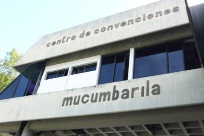 Centro de convenciones Mucumbarila