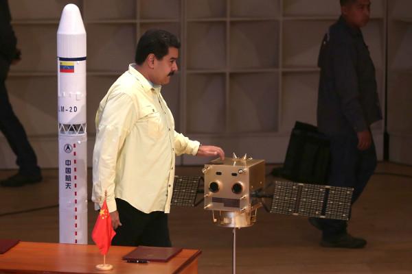 [Imagen: CONATEL-Satelite-Sucre-Nicolas-Maduro-60....jpg?w=600]
