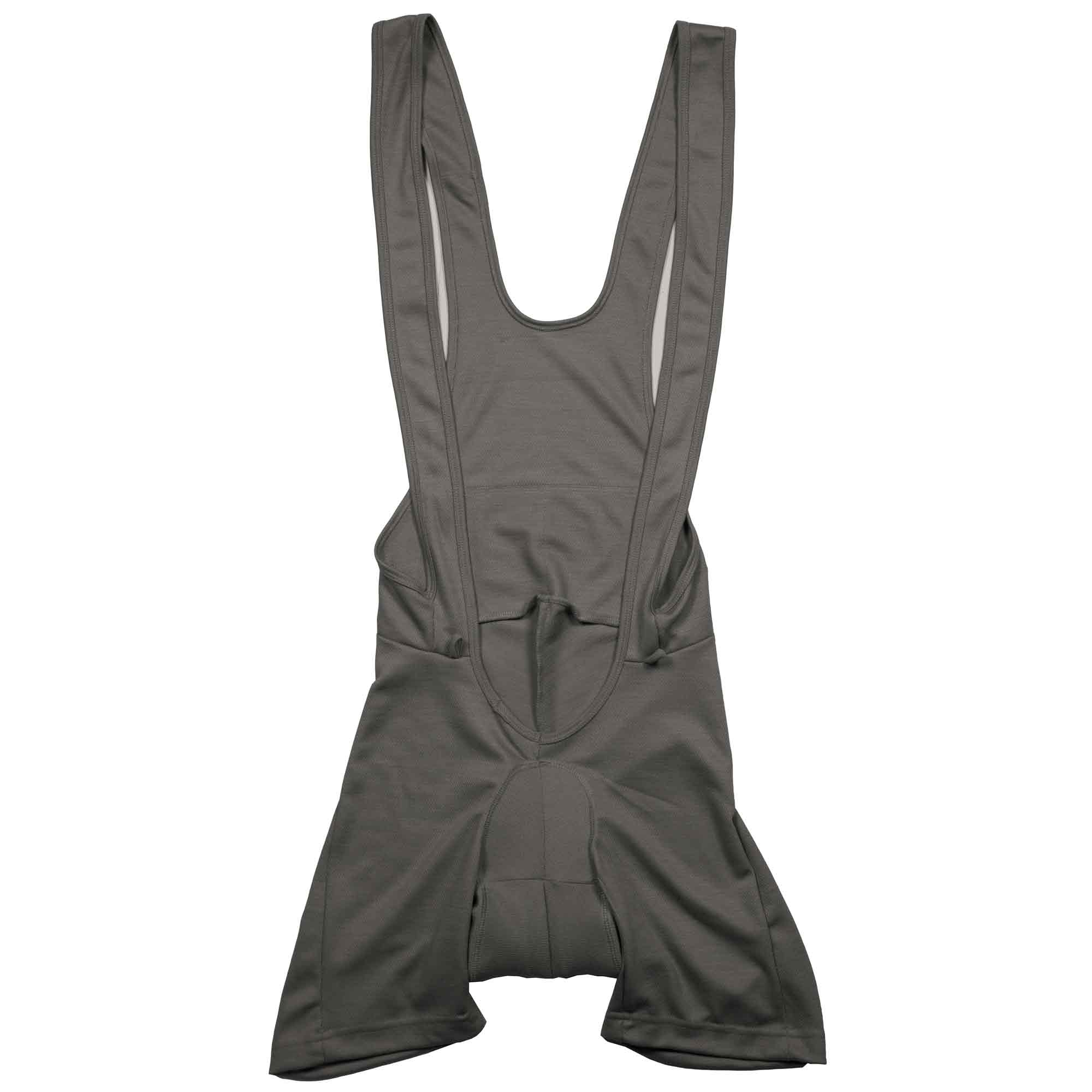 Merino off road bib short