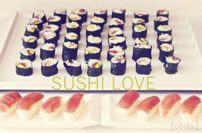 Yo Sushi Love Club