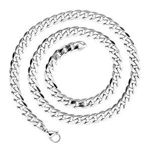 🥇12 Mejores Cadenas de plata para hombre 2020✅ 6