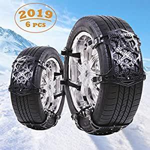 12 Mejores Cadenas de coche para nieve 2020 6