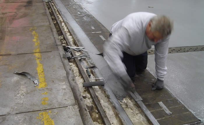 industrialconcretefloortrenchfilling