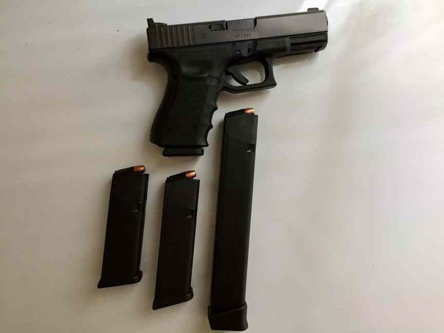 Glock 19 Magazine Capacity