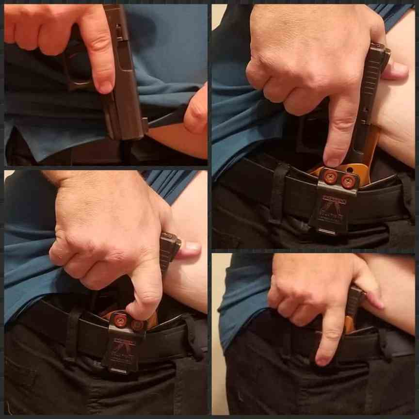 MASTERING THE QUICK CARRY QUICK DRAW