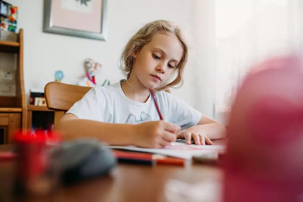Konzentration bei Kindern fördern