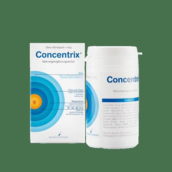 kleine Packung Concentrix 60 Kapseln