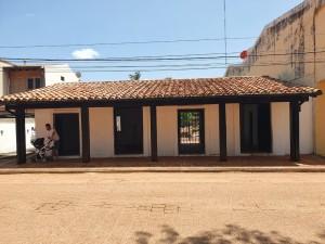 Reliquia. Una familia compró y financió la restauración de la ex casa del general Resquín.