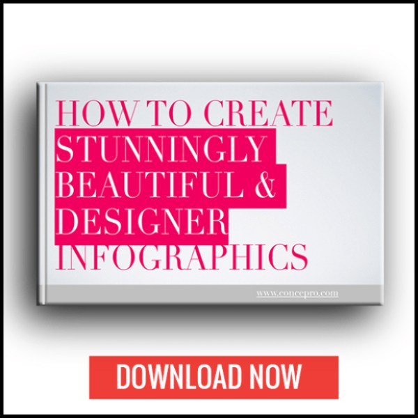 Ebook - How to create stunningly beautiful and designer infographics