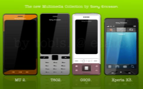 Sony Ericsson 2010 Phones, Not the Leaked Roadmap Sadly