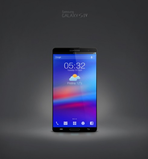 What the Samsung Galaxy S IV Could Have Been: Heres a New Concept!