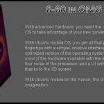 Xenon Ubuntu Phone Features 3D 16 Megapixel Camera and 3D Display
