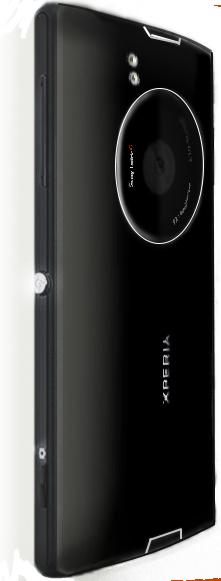 Sony Honami Render Features Huge Camera Area, no Xenon Flash Here