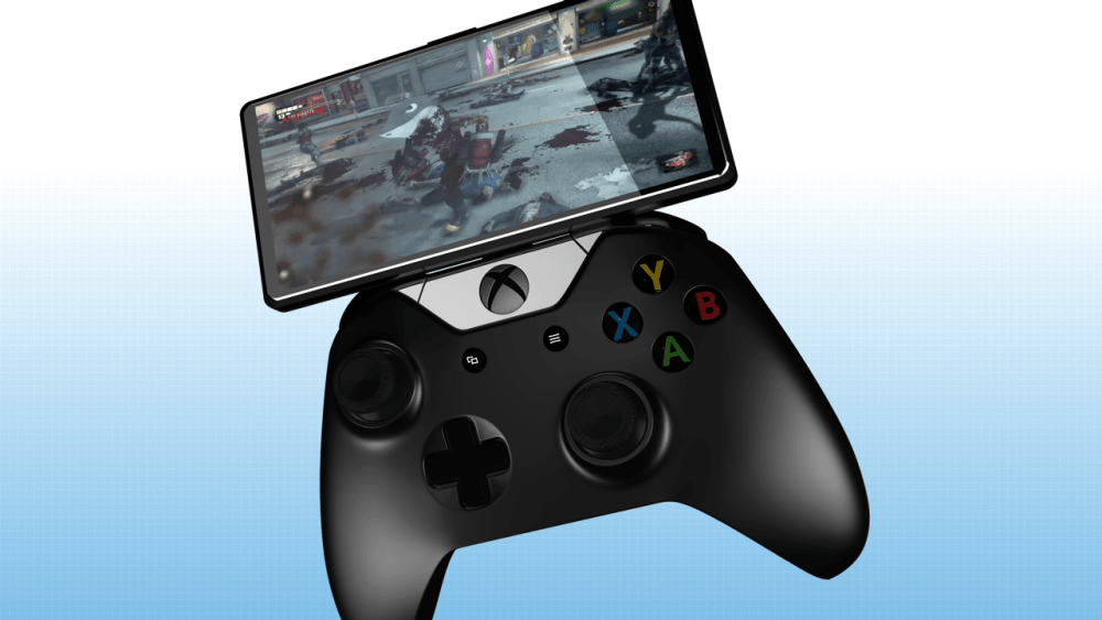 Xbox One Smartphone Concept By Raphael Warner Urges Us To