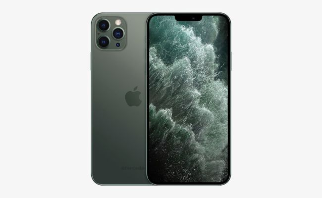 Iphone 12 Pro Pro Max Already Rendered By Ben Geskin