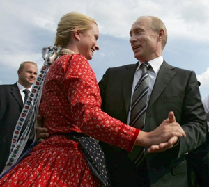 Putin völkisch