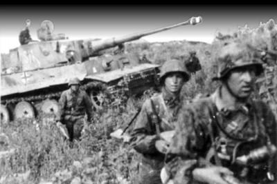 Schlacht um Berlin Wehrmacht