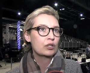 Alice Weidel: Der Euro wird ihnen um die Ohren fliegen