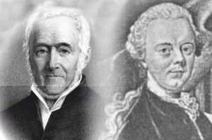 Ernst-Moritz Arnd und Friedrich-Karl von Moser