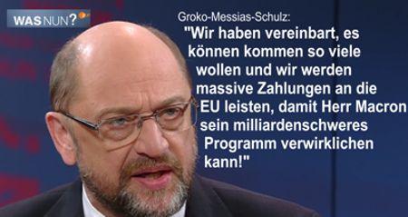 GroKo-Schulz alle sollen kommen
