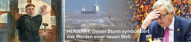 HERWART - Der Sturm der Weltveränderung